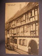 CPA Weissenburg (Allemagne) - Weissenburg I/Els. - Haus Dietenbeck - Weissenburg