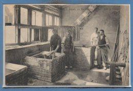 23 - AUBUSSON --  Manufacture De Tapis - Salle De Teinture - Aubusson