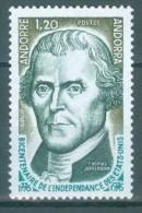 ANDORRA Französisch Mi-Nr. 276 - 200 Jahre Unabhängigkeit Der Vereinigten Staaten Von Amerika Postfrisch - Französisch Andorra