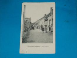 41) Champigny-en-beauce - Rue Chegillière -  Année   - EDIT - Boucher - France