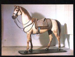CPM Neuve Allemagne MUNICH Corps équitation Du Roi Ludwig II Avec Selle De Fêtes - Muenchen