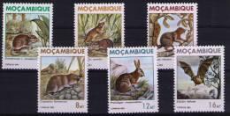 MOZAMBIQUE  Mammals - Mozambique