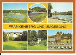 DDR232 - FRANKENBERG (KR. HAINICHEN) - F.G. VIAGGIATA - Frankenberg