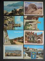 PORTUGAL        8 POSTAIS  - 2 Scans  -    (Nº04399) - Cartes Postales