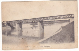 Prix Fixe - Jonage - 1906 - Le Pont Du Canal # 3-13/8 - Sonstige Gemeinden