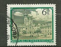 """Autriche Oblitéré ; Y & T N° 1620  ; """" Abbayes Et Monastères"""". - 1945-.... 2ème République"""