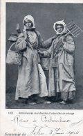 Cpa  Metiers ...bohemiennes Marchandes D'ustensiles De Menage...1904..souvenir De Aden , Yemen - Métiers