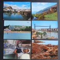 SPAIN        6 POSTAIS  - 2 Scans  -    (Nº04409) - Cartoline