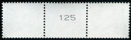 BRD - Michel R 3042 - ** Postfrisch - 2C Ergänzungswert 3er-Streifen Mit Nummer 125 - BRD