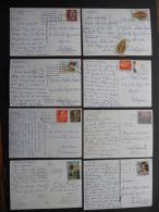 SPAIN        8 POSTAIS  - 2 Scans  -    (Nº04416) - Postcards