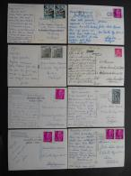 SPAIN        8 POSTAIS  - 2 Scans  -    (Nº04421) - Cartoline