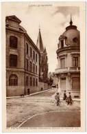 Lons Le Saunier - Caisse D'Epargne, église St-Désiré - Lons Le Saunier