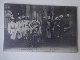 CPA 49 SAINT MACAIRE EN MAUGES FÊTE DE JEANNE D'ARC EN 1910 - Other Municipalities