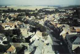 VIGNACOURT  -  Vue Aérienne - Vignacourt