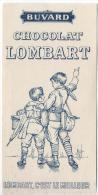 Chocolat LOMBART/Lombart, C'est Le Meilleur/Lauth/ Paris / Vers 1950-60   BUV90 - Cocoa & Chocolat
