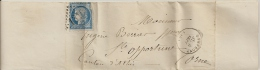 LETTRE ENVOYE A SAINT OPPORTUNE CANTON D HATHIS PAR MR DROMER AVOUE SUCCESSEUR DE MR HELIE A DOMFRONT SEPTEMBRE 1842 - Vieux Papiers
