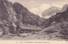 VS33  --  CHAMPERY  --  CHALET CLEMENT A BONAVAUX - VS Valais