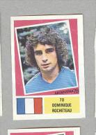 FRANCE..FRANCIA...ROCHETEAU...WORLD CUP...CALCIO..FOOTBALL... SOCCER - Figurines