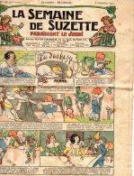 La Semaine De Suzette Du 8 Septembre 1932 - Newspapers