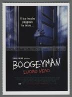260 Cinema 2005 BOOGEYMAN L UOMO NERO STEPHEN KAY Ciak - Affiches Sur Carte