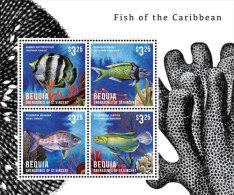 Bequia Grenadines Of St. Vincent-Fauna-Fish Of The Caribbean-Marine Life - Marine Life