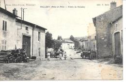 MILLERY - Route De Nomény - Non Classés