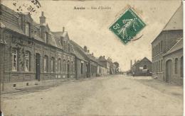 ANVIN, RUE D'HESDIN - Arras