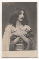 CPA Fantaisie - Femme - Lady - Frau - Portrait - Mujeres