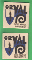 Orval - 2 Sous-bocks - Sous-bocks