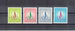 KONGO Dem.Rep.. CONGO  , ** , Mnh , Postfrisch ,   Mi.Nr. 326 - 329 - Dem. Republik Kongo (1964-71)