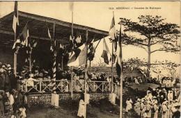SENEGAL - COURSES DE RUFISQUE - BELLE ANIMATION. - Senegal