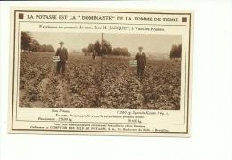 Vaux Les Rosieres La Potasse - Vaux-sur-Sûre