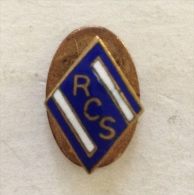 Badge / Pin ZN000825 - Football (Soccer / Calcio) France Racing Club Strasbourg - Football