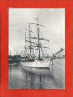 """N°722 Carte Moderne - Le """"Pourquoi Pas"""" Du Commandant CHARCOT - Saint Malo"""