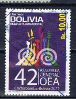 BOL Bolivien 2012 Mi 1870 OAE - Bolivia