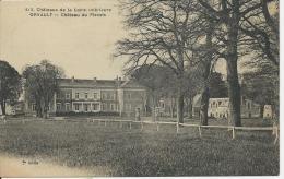 Orvault - Château Du Plessis, Entrée Principale Et Dépendances - Orvault