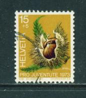 SWITZERLAND - 1973  Pro Juventute  15+5c  Used As Scan - Pro Juventute