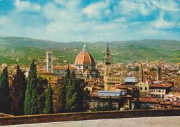 Italie,italia,FLORENCE,FI RENZE,toscana,toscane,berceau De La Renaissance,VUE AERIENNE EN COULEURS - Firenze (Florence)