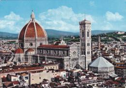 Italie,italia,FLORENCE,FIRENZE,toscana,toscane,berceau De La Renaissance,LA CATHEDRALE,CATHEDRAL,VUE AERIENNE - Firenze (Florence)