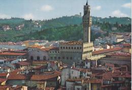 Italie,italia,FLORENCE,FIRENZE,toscana,toscane,berceau De La Renaissance,PALAZZO VECCHIO ,vue Aerienne - Firenze (Florence)