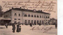 TRENTO , Stazione Ferroviaria    * - Trento