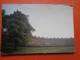 """29681 PC: SOMERSET:  THE ROYAL CRESCENT AND LAWN (From The Book """"The City Of Bath"""") - Bath"""