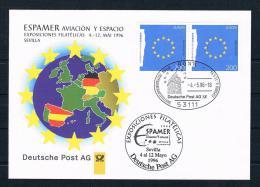BRD/Bund 1996 Messe - Brief Espamer 96 - [7] República Federal