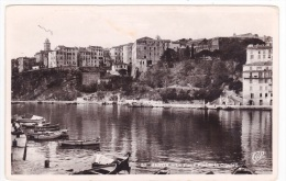 BASTIA - N° 20 - LE VIEUX PORT ET LA CITADELLE - FORMAT CPA - Bastia