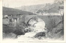 38 - FOURVOIRIE - Isère - La Distillerie De La Grande Chartreuse - France