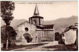 Saint-Savin - L'église Romane Du XIIe Siècle - France