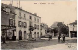 Gannat - La Poste (pharmacie Côté Gauche) - France