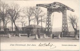 8735 - Liége  (Coronmeuse) Pont Levis - Liege