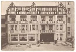 """KNOKKE - ALBERT PLAGE  ---  Hôtel  """" MIRAMAR """" - Knokke"""