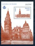 Spain 2012 España / Architecture Toledo Cathedral MNH Catedral De Toledo / Id32   34 - Eglises Et Cathédrales